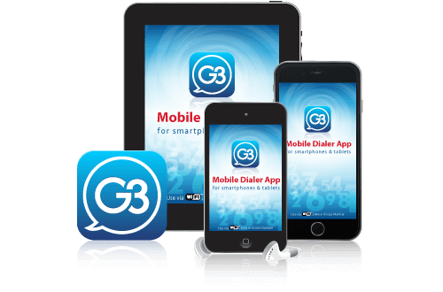 Download the G3 app your Apple devices