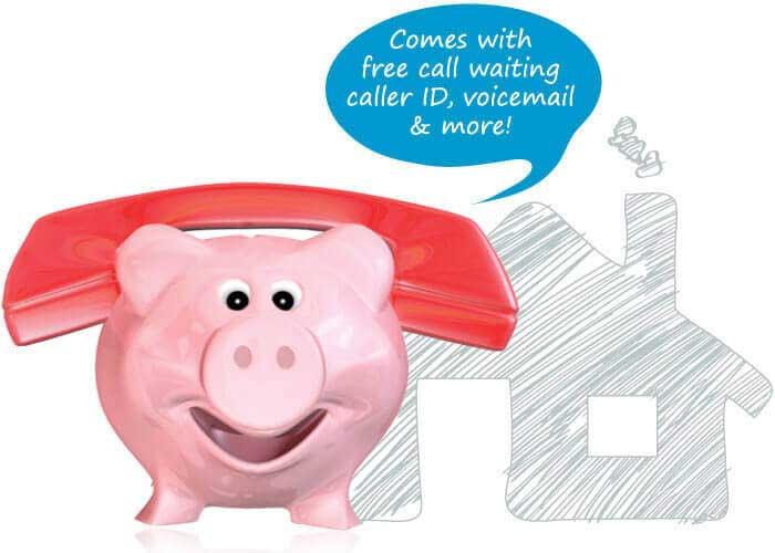G3 Telecom Home Phone International Long Distance
